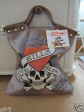 ⭐️ED HARDY TOTE BAG⭐️ONLY ONE!!!