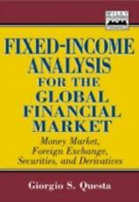 Fixed Income Analysis for the Global Financial Market: Money Market, F-ExLibrary