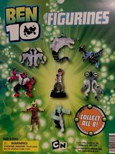 Ben 10 Set Of 8 Figurines Series#1