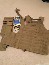 Eagle Industries Land CIRAS Vest Coyote Large FSBE MARSOC