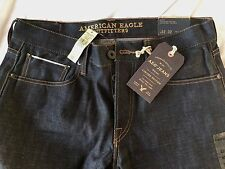 AUTHENTIC 32W 34L £74 American Eagle Jeans                   Abercrombie & Fitch