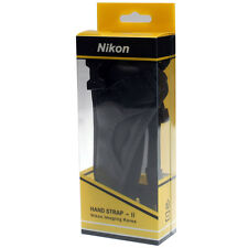 NEW Nikon HAND GRIP STRAP Ⅱ with Strap Ring for DSLR Camera AH4 AH-4