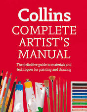 Complete Artist's Manual: The Definitive Guide t, Jennings, Simon, New