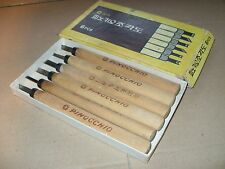 Pinacchio Wood Carving Tools - 6 Piece - As Photo