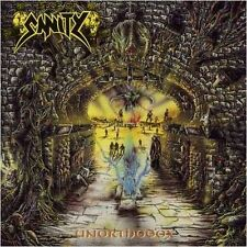 EDGE OF SANITY - Unorthodox  [YELLOW Vinyl] LP
