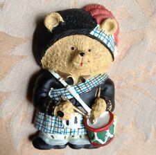 LITTLE DRUMMER BEAR Fridge Magnet Cuggly Wugglies Collection EPL