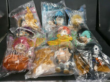 Rare China 2013 McDonald's One Piece Sailing King Doll Toys of 9