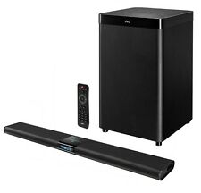JVC TH-WL711B 2.2 300W SOUND BAR WIRELESS SUBWOOFER BLUETOOTH 4.0 NFC 3 x HDMI