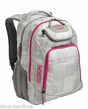 "OGIO Excelsior Pack 17"" Laptop / MacBook Pro Pink Backpack Work or School -New"