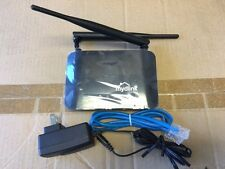 (BROKEN ANTENNA) D-Link DIR-605L 300-Mbps Wireless-N 4-Port Router Firewall