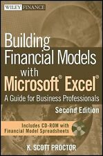 Building Financial Models with Microsoft Excel: A Guide for Business Profession