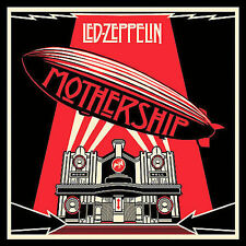 Mothership by Led Zeppelin (CD, Nov-2007, 2 Discs, Rhino