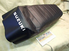 SUZUKI GSX250 / 400 GIULIARI REPLACEMENT SEAT COVER BEST QUALITY