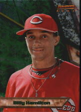 2011 BOWMAN'S BEST # BBP74 REDS BILLY HAMILTON   RC  NM-MT