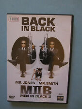 2 Disc DVD - Men In Black II - Back In Black - (Erstauflage) - Will Smith - TOP