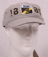 First 18 Official AFL Richmond Tigers Retro VFL grey cotton Military Cap