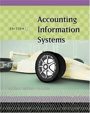 Accounting Information Systems (with Acquiring, Developing and Implementing