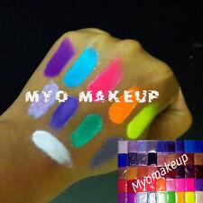 Myo 15 Piece Set Mixed Eyeshadow Smapler Pigment Mica Set (In Baggies No Jars)