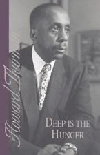 Deep Is the Hunger - Acceptable - Howard Thurman - Paperback