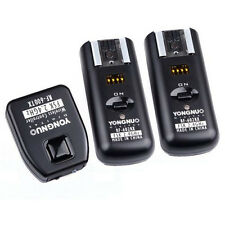 Yongnuo RF-602  2.4GHz Wireless Remote Flash Trigger 2 Receivers for Canon