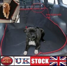 Car Boot Liner Rear Seat Cover Waterproof Dog Pet ford bmw audi kia mercedes 4x4