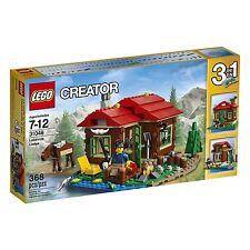 LEGO 31048 - Creator 3 in 1 - Lakeside Lodge - 2016