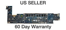 Dell Latitude 13 7350 Laptop Motherboard 8GB w/ Intel Core M-5Y71 1.2GHz TR