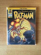 RAT-MAN COLLECTION 101 - L'ora più Buia - PRIMA EDIZIONE LEO ORTOLANI