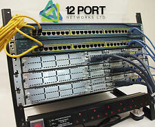 CISCO 2811 Lab with RACK CCNA CCNP CCIE (Router  Switch  WIC-1T 2811DB60 2950)