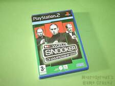 World Snooker Championship 2005 Sony PlayStation 2 PS2 Game - SEGA