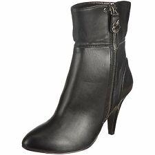 $200 Authentic Rare KILLAH by MISS SIXTY Women's Lucia Ankle Boots