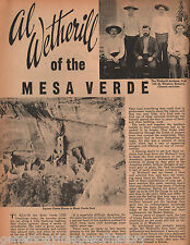 Al Wetherill Of Mesa Verda +Cummings,De Guzman,Eastwood, Haymond,Horabin,Hyde