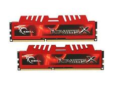 G.SKILL Ripjaws X Series 8GB (2 x 4GB) 240-Pin DDR3 SDRAM DDR3 1600 (PC3 12800)