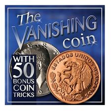 The Vanishing Coin - Ultimate Coin Magic Kit - Scotch and Soda Magic Coins