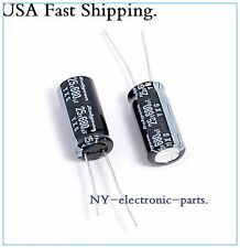 (40PCS) 680UF 25V RUBYCON RADIAL ELECTROLYTIC CAPACITORS.10X20MM.YXG 25v680uf