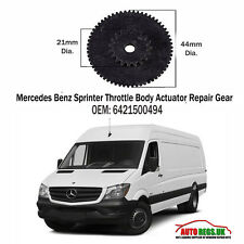 MERCEDES BENZ SPRINTER THROTTLE BODY ACTUATOR REPAIR GEAR