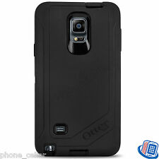 OEM Otterbox Defender Series Black Shell Case for Samsung Galaxy Note 4 IV