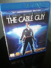 THE CABLE GUY Jim Carrey Blu-ray  *Region free*
