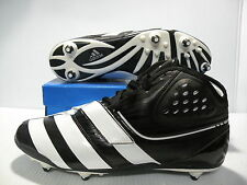 ADIDAS MALICE D MID FOOTBALL CLEATS SNEAKERS MEN SHOES WHITE G20575 SIZE 14 NEW