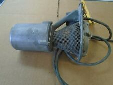 1 EA OHC THOMPSON FUEL BOOSTER PUMP - VARIOUS VINTAGE AIRCRAFT P/N: TFD27300-12
