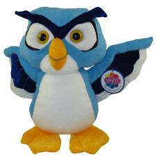 Generic Value Plush - HOOTER OWL (BLUE) (Medium - 14 inches) -New Stuffed Animal