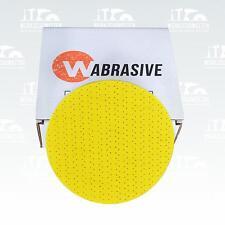 25 Disques de Meulage Velcro pour Flex Girafe / Ponceuse plafond 225mm K100