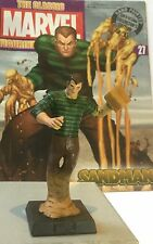 Classic Marvel Figurine Collection SANDMAN ISSUE  27 VERY RARE SALE!!!