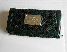RIVER ISLAND Black Purse for Coins, Notes, Cards, Photo/ID - BRAND NEW  & Unused