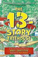 The 13-Story Treehouse (The Treehouse Books), Griffiths, Andy, Acceptable Book