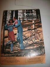 VINTAGE SEARS CATALOG FALL/WINTER 1976 GOOD CONDITION