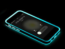 Hot TPU Incoming Call LED Flashing Lights UP Case Cover For iPhone 5/5S/6/6 Plus