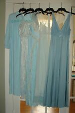 Ladies/Womens Vintage 100pc Lot Nightgowns/Robes/Babydolls++ 1940's/Miss Elaine+