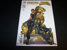 WITCHBLADE TOMB RAIDER SPECIAL #1 MICHAEL TURNER VARIANT EDITION TOP COW IMAGE