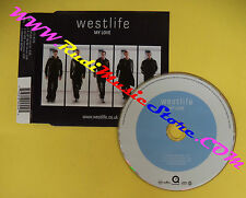 CD Singolo Westlife My Love 74321 802552 EU 2000 no lp mc dvd vhs(S31*)